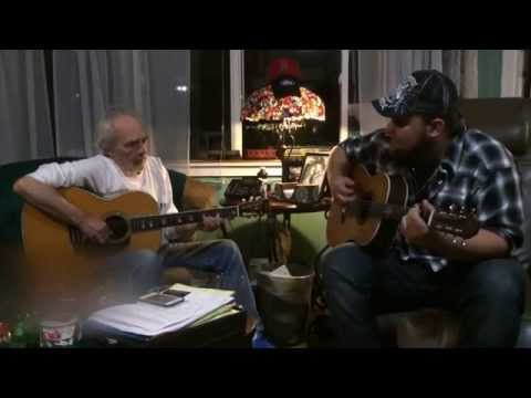 Merle Haggard Jams with John Spicer part 1