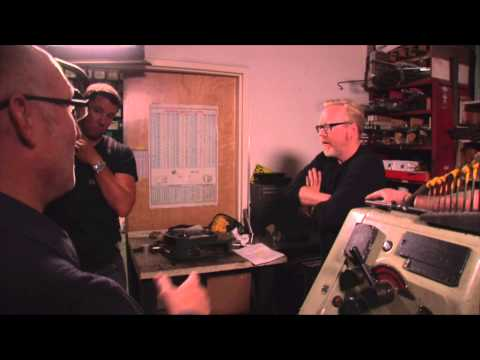MythBusters: The Explosive Exhibition, Behind the Scenes, Part 5 of 8