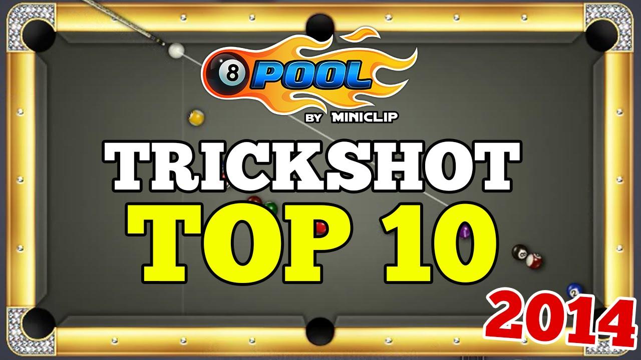 8 Ball Pool: Best Trickshots of 2014
