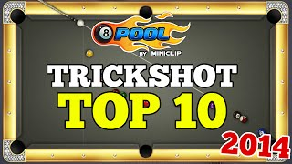 8 Ball Pool: Best Trickshots of 2014