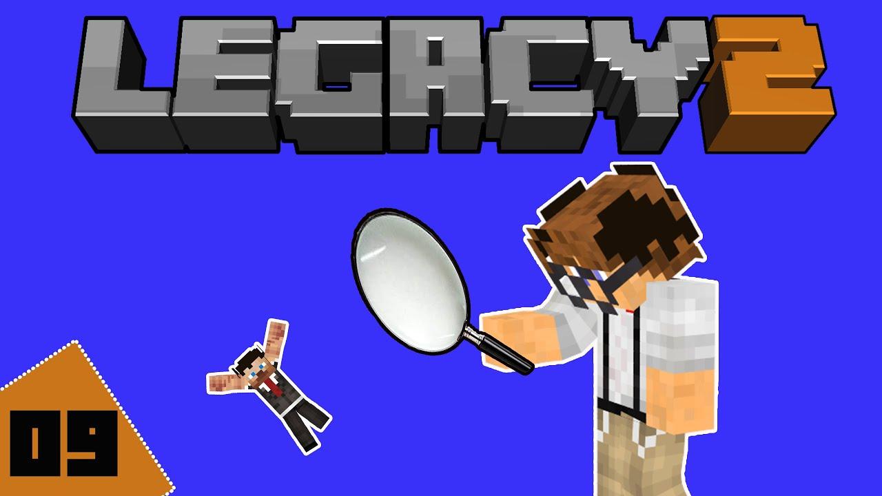 Legacy Ep 9 - Logic Found Skizz!!!