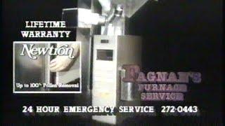Fagnan's Furnace Commercial, Apr 25 1990