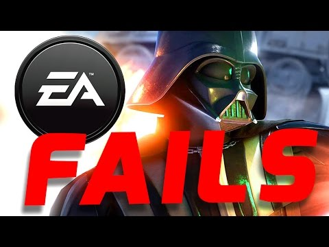 Top 10 EA Fails