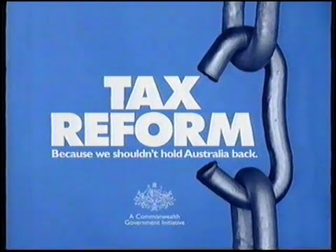 Australian Govt. GST TV ad from 2000 ft. Joe Cocker (TV spot 1)