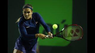 2018 Miami Second Round   Monica Puig vs. Caroline Wozniacki
