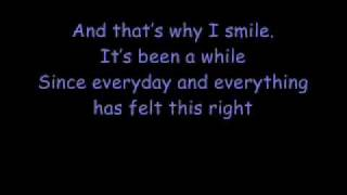 Avril Lavigne - Smile (Lyrics on Screen) (New Song 2011) HD