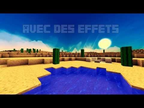 Beautiful Sky / Pack De Texture Minecraft /
