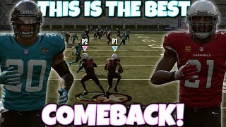 THE BEST COMEBACK KICK RETURN CHAOS HAS EVER SEEN!! Madden 19 Mini Games