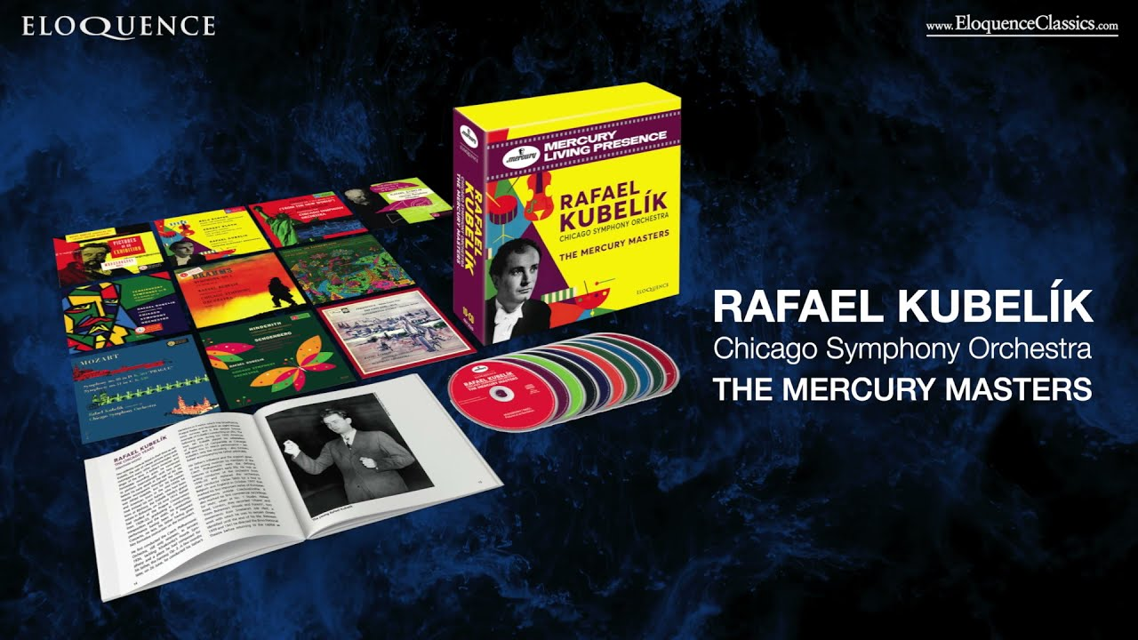 Rafael Kubelik The Mercury Masters