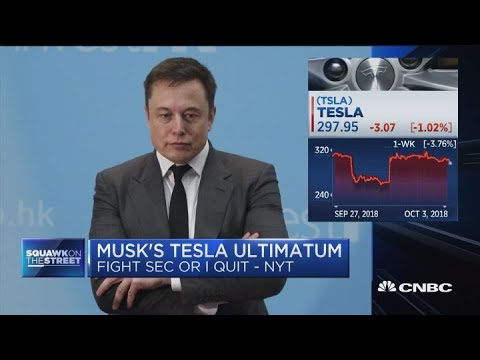 21st Century Fox CEO James Murdoch would make a good Tesla chairman, says NY Times' Stewart