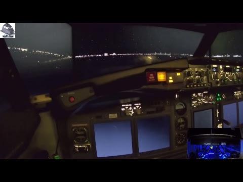 Mediterranean Shuttle (6 DoF Full Motion 738 sim)