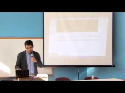 Future of Navajo Governance 2012, Panel 1: Histories of power, authority, and governance