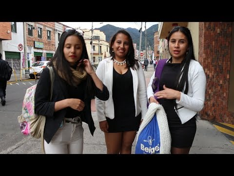 NIGHTLIFE IN BOGOTA, COLOMBIA Travel Guide !!!,