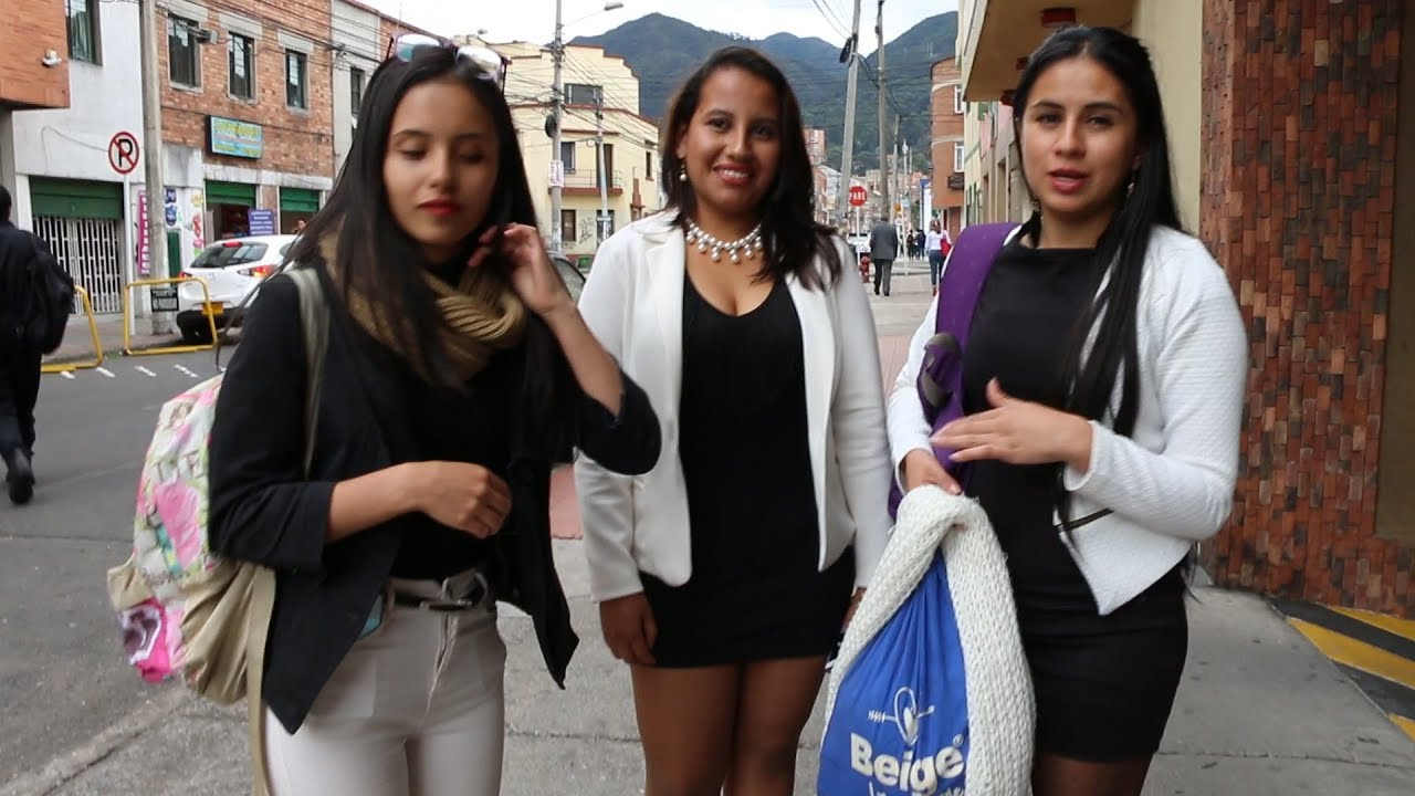 Bogota colombia girls