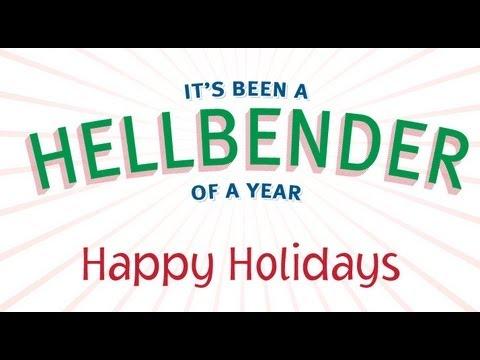 Hellbender of a Year at Saint Louis Zoo