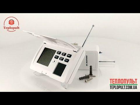 EUROSTER 3000 TXRX програматор температури, кімнатний термостат