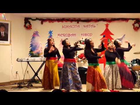 El Shaddai  Worship  Dancing