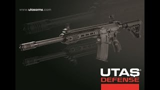 UTAS XTR-12 (AR10 SHOTGUN/AR12) Review