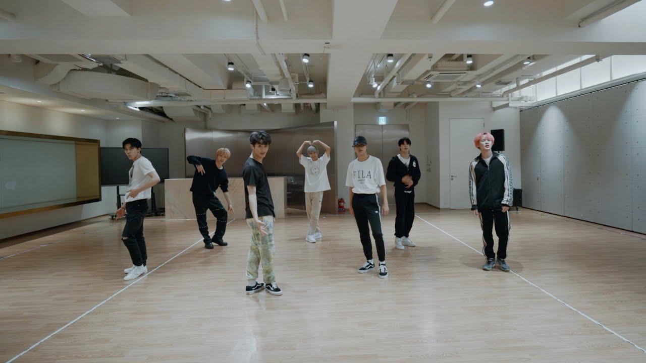 Dance Practice: 'Diggity'