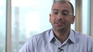 Schlumberger Career Profiles: Ghassan, Mergers & Acquisitions Project Manager