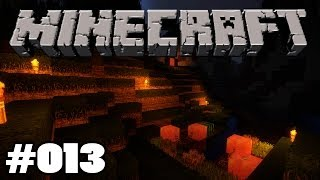Let´s Play Minecraft [GERMAN/HD] #013 - Keller-Musik! - Minecraft