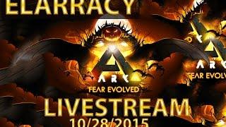 Ark Survival Evolved - Fear Evolved - Halloween Update with Elarracy - Jogalmax Server