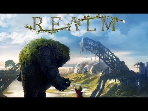 The Realm update shows butterfly-collecting, flute-playing bonus features