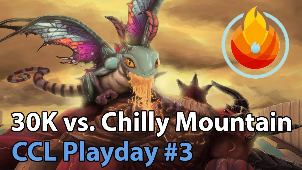 CCL: Chilly Mountain vs. 30K - Heroes of the Storm 2020