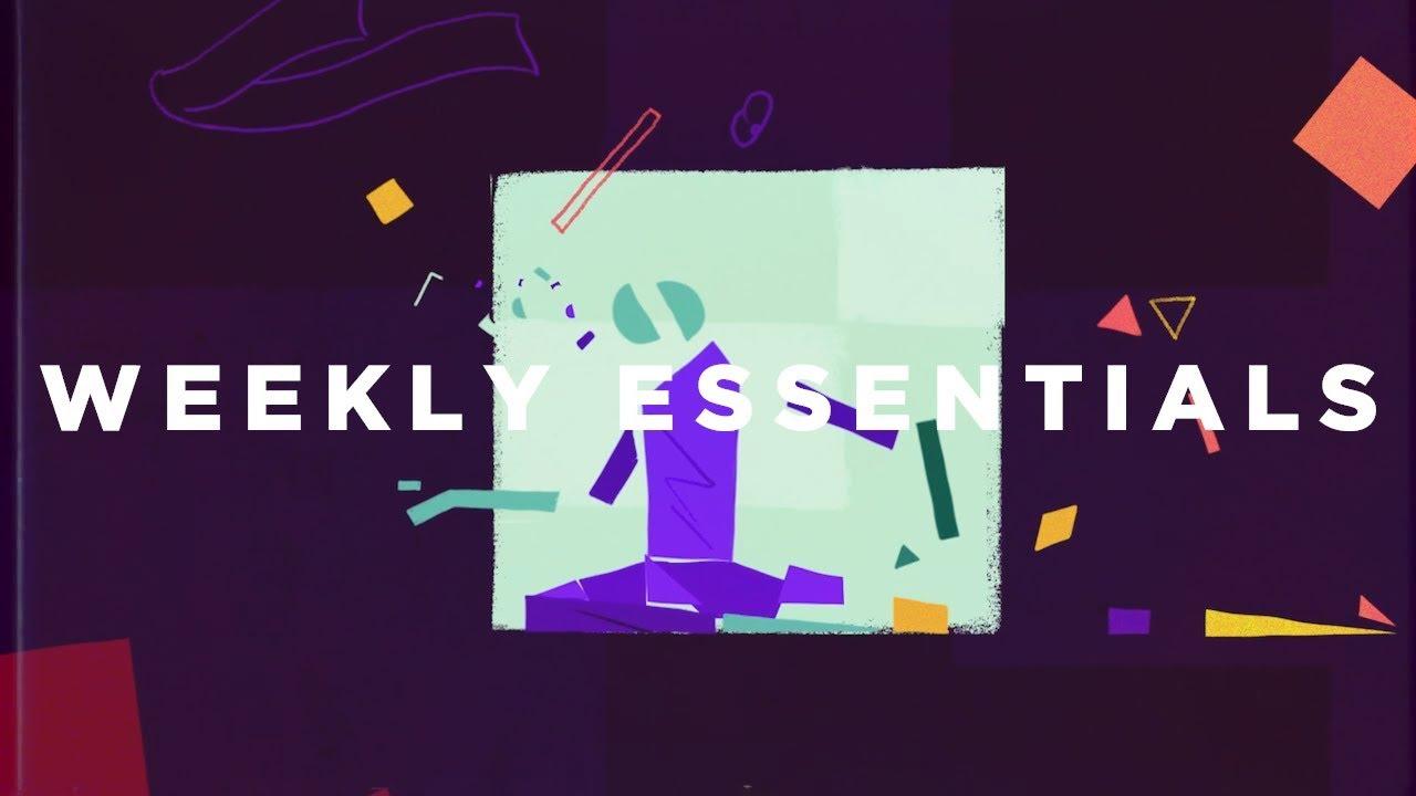 Julien's Weekly Essentials Vol  11 - Futuristic Beats Mix [Free Download]