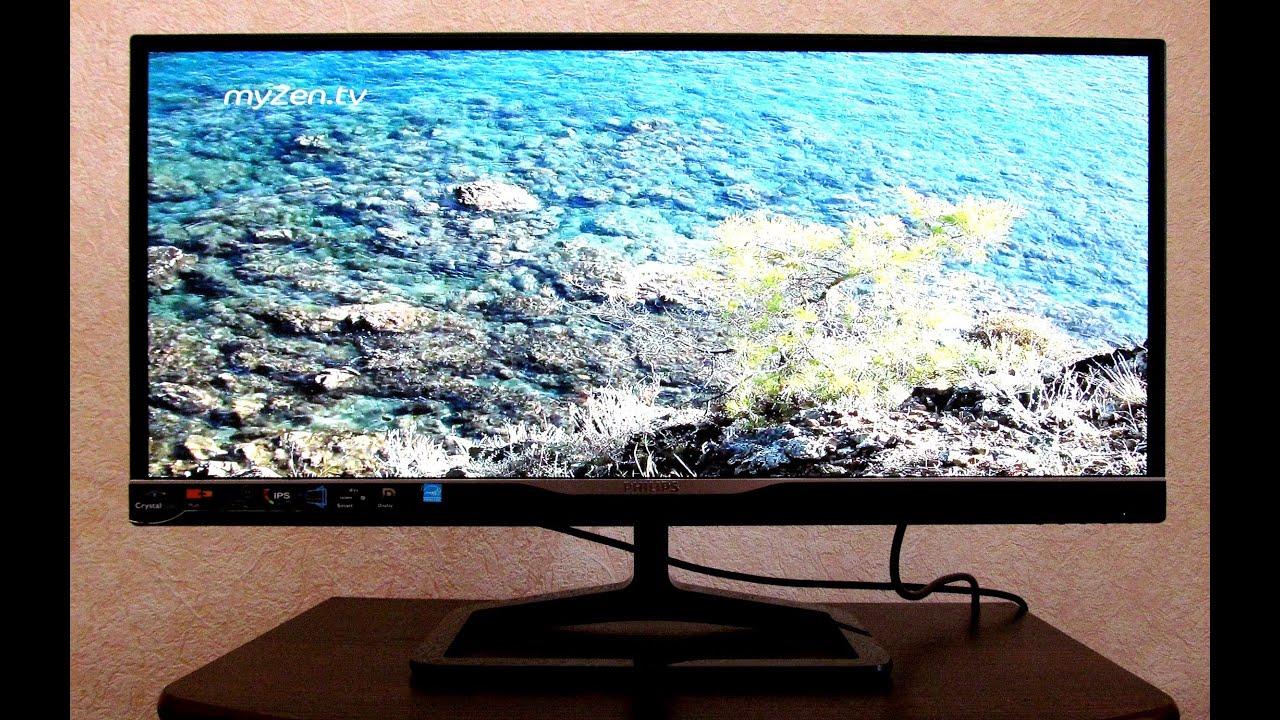 Обзор на монитор, Ultra Wide 21:9 (LG 29UM57 игровой ?) - YouTube
