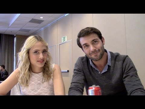Zoo  James Wolk and Nora Arnezeder