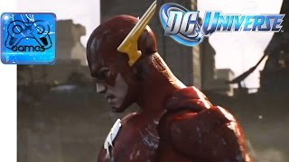 DC Universe Online - CG Трейлер (Cinematic)