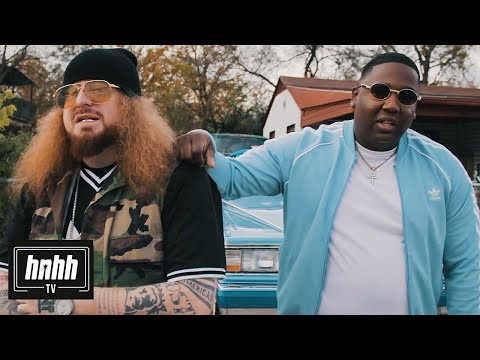Big Hud - Wipe The Slate Clean Feat. Rittz (HNHH Official Music Video)
