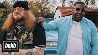 Big Hud - Wipe The Slate Clean Feat. Rittz | HNHH Official Music Video