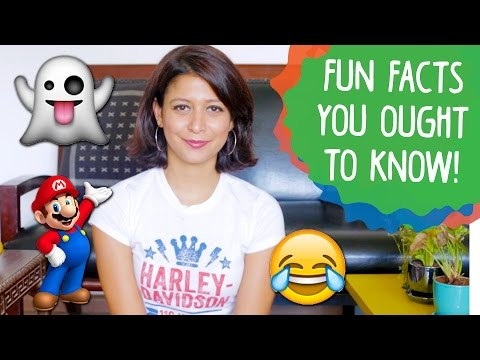 Wtf! Facts About Games,Ghosts & Emojis