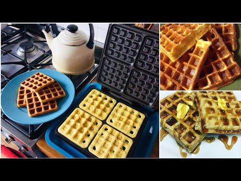 low-carb-recipe-|-almond-flour-waffles
