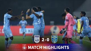 Highlights - Mumbai City FC 2-0 Kerala Blasters - Match 44 | Hero ISL 2020-21