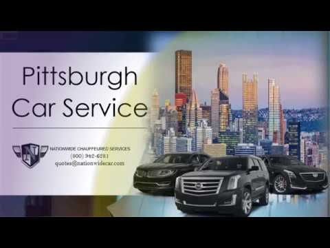 Pittsburgh Car Service Pittsburgh Airport Transportation Black Car Services Pittsburgh