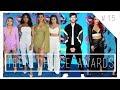 MELHORES E PIORES LOOKS TEEN CHOICE AWARDS | Fashion Police // #VEDA 15
