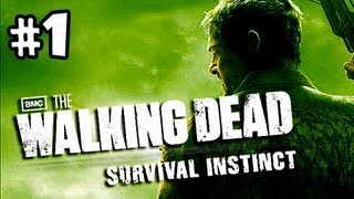 I NEED A NEW PLAN - The Walking Dead_ Survival Instinct w/ Nova Ep.1