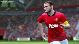 Pro Evolution Soccer 2015 60 FPS PC Gameplay