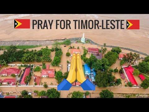 Kuidadu an nafatin ba maluk Timor oan sira hotu (Flooding & Natural Disaster in  Dili Timor-Leste)