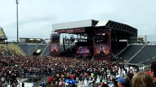 Black Stone Cherry - In My Blood - Rock on the Range 2014