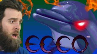 Extraordinarily Hard Games [#18] - Ecco the Dolphin
