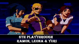 KOF 2002 - 6th Team Play【TAS】