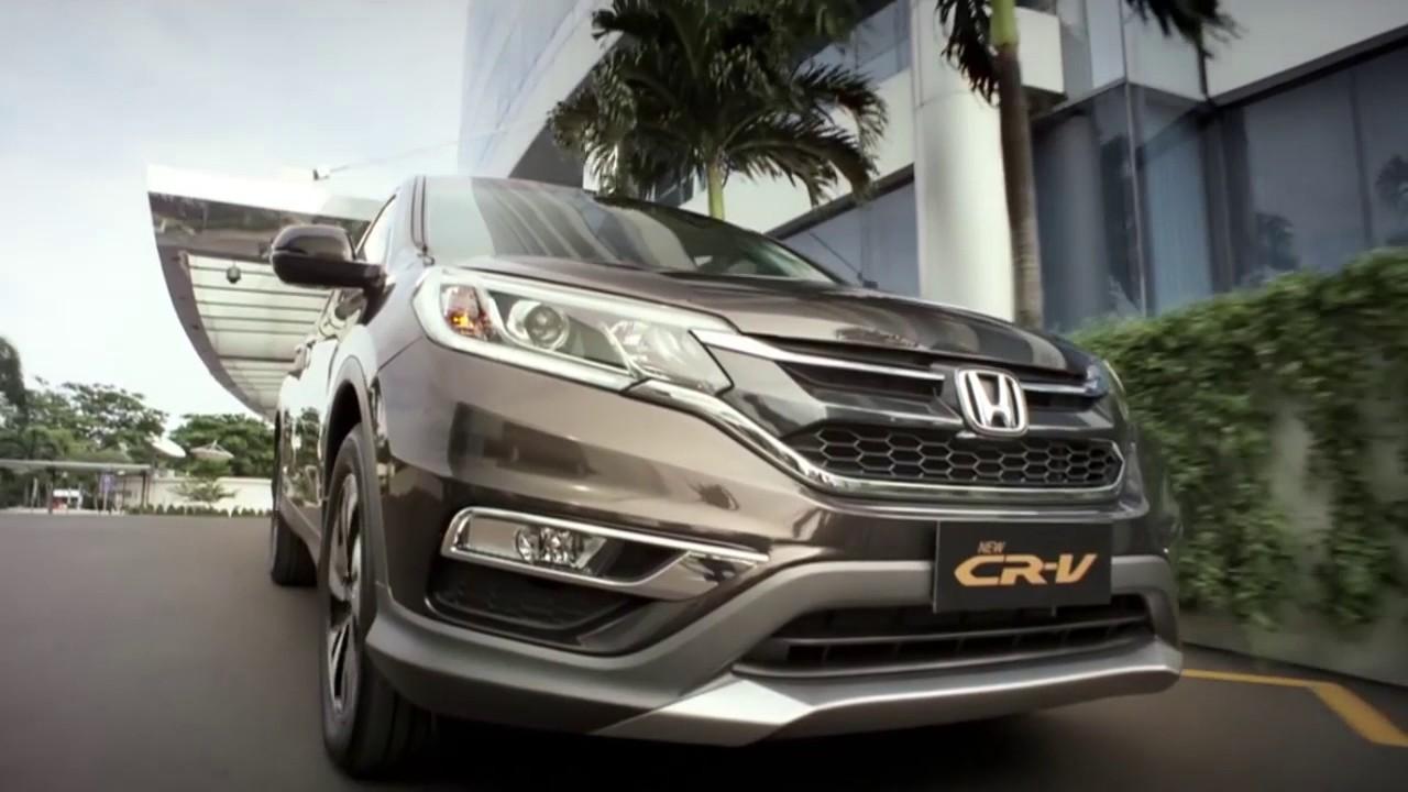 New Honda CR-V 2017