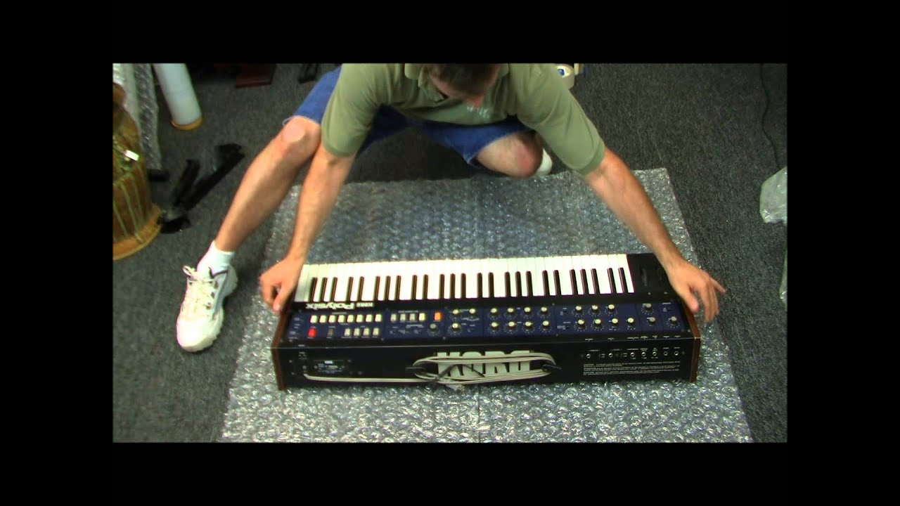 How To Properly Pack A Synth or Keyboard For Safe Shipping