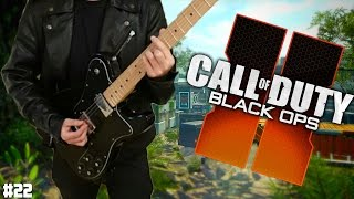 Playing Guitar on Black Ops 2 Ep. 22 - Music Puns Edition