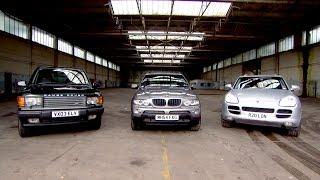 Second Hand Heroes: 4x4s - Fifth Gear