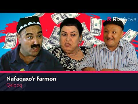 Qalpoq - Nafaqaxo'r Farmon / HD